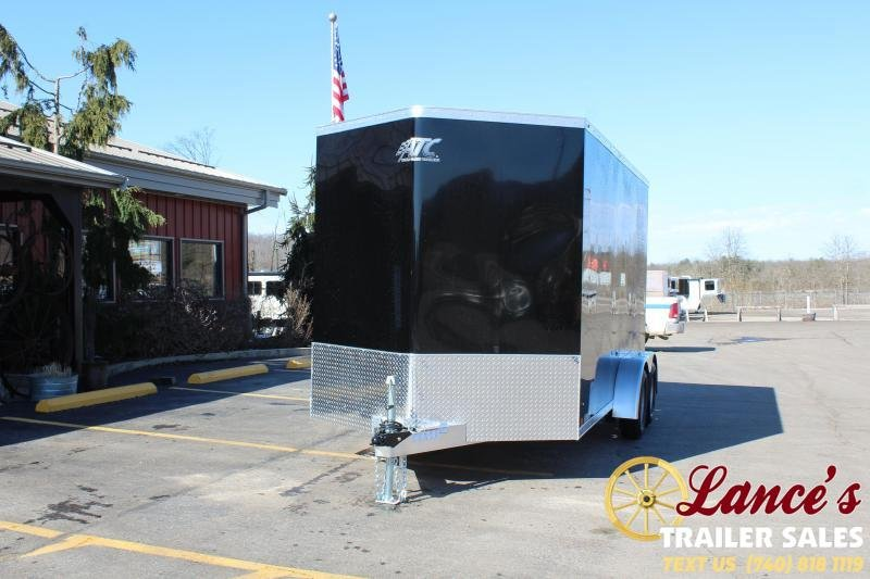 2021 ATC 14' Enclosed Cargo Trailer