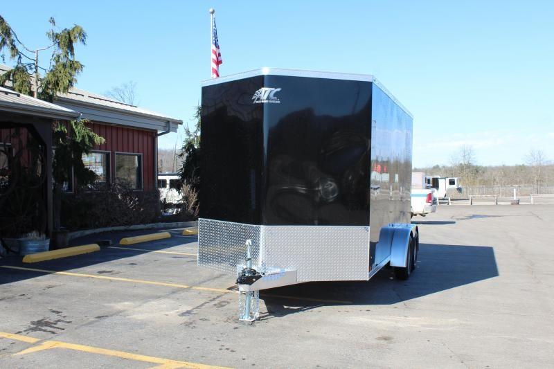 2022 ATC 14' Enclosed Cargo Trailer
