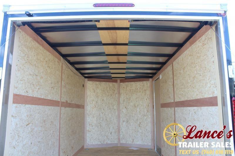 2021 Haulmark 14' Enclosed Cargo Trailer
