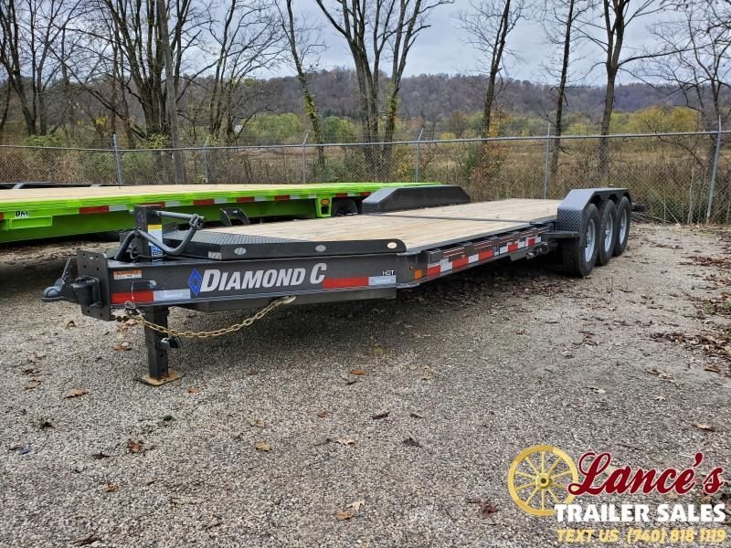 2021 Diamond C 24' Tilt Equipment Trailer