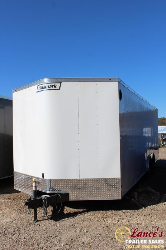 "2020 Haulmark 8'6"" x 24' Enclosed Cargo Trailer"