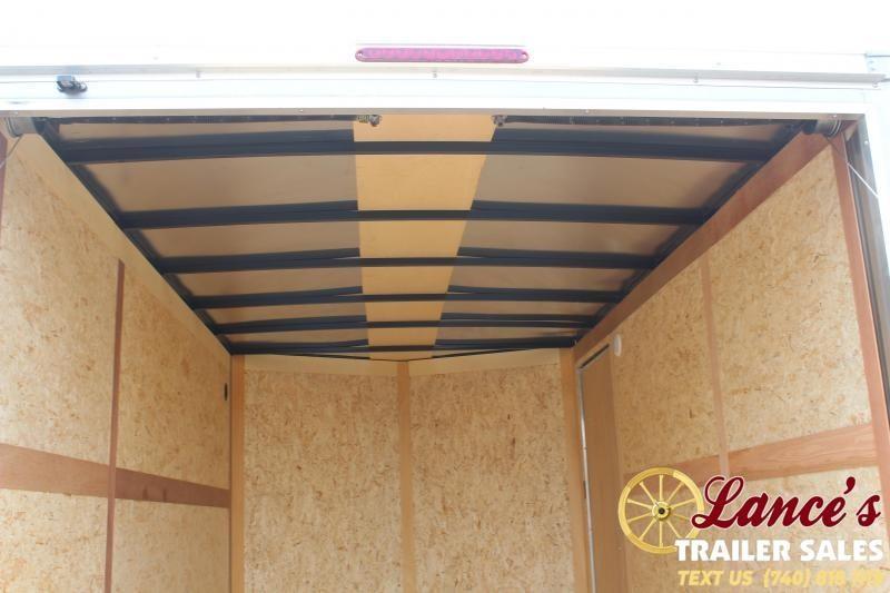 2021 Haulmark 12' Enclosed Cargo Trailer