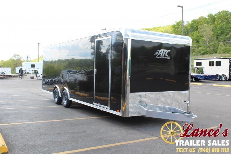 2021 ATC 24' Premium Enclosed Car Hauler