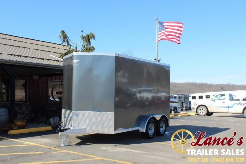 2021 ATC 12' Enclosed Cargo Trailer