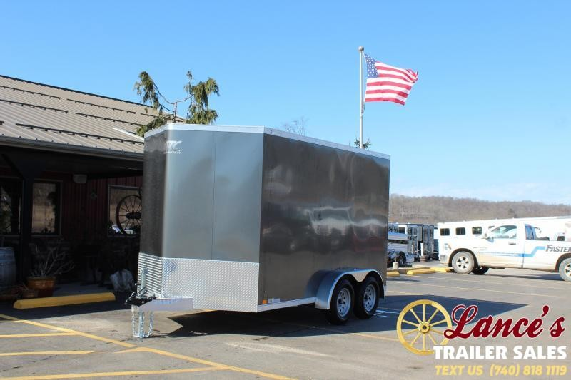 2021 ATC 12' Enclosed Cargo Trailer