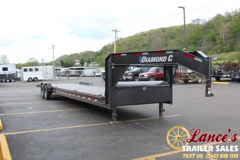 2020 Diamond C 36' Open Car Hauler