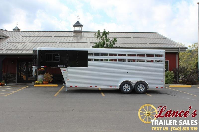 2021 Sundowner 24' Multi-Purpose Livestock Trailer