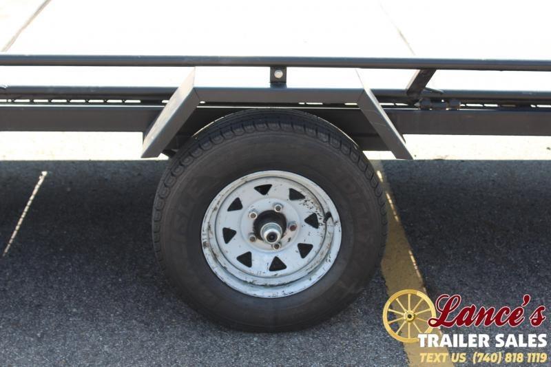 2015 Northstar 12' ATV Utility Trailer