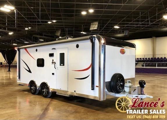 2021 Sundowner Trailers Deluxe 20' Camper