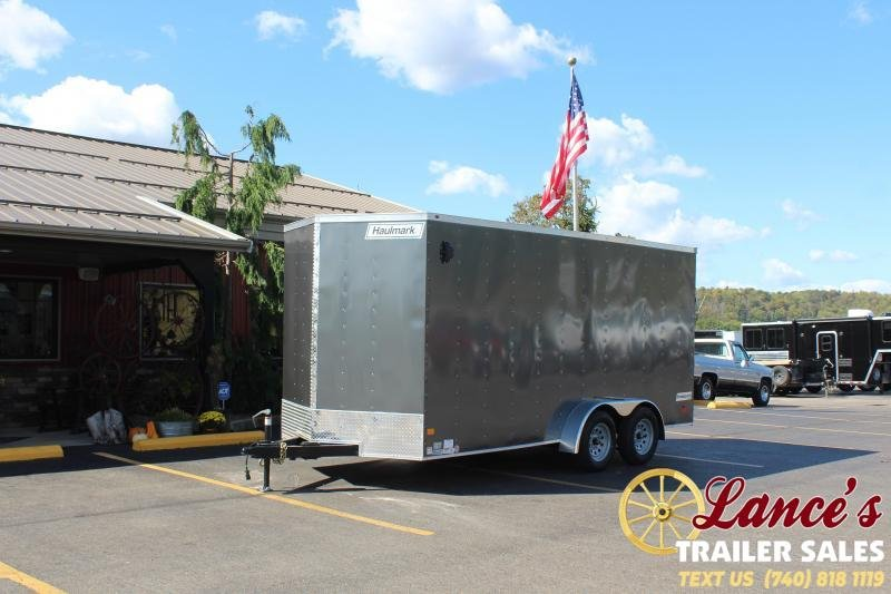 2021 Haulmark 16' Enclosed Cargo Trailer