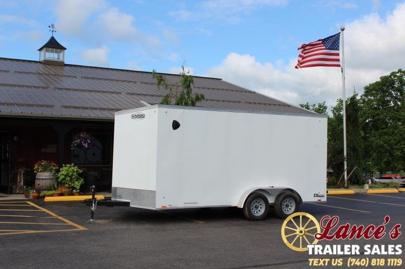 2021 Cargo Express 7'x16' Enclosed Cargo Trailer