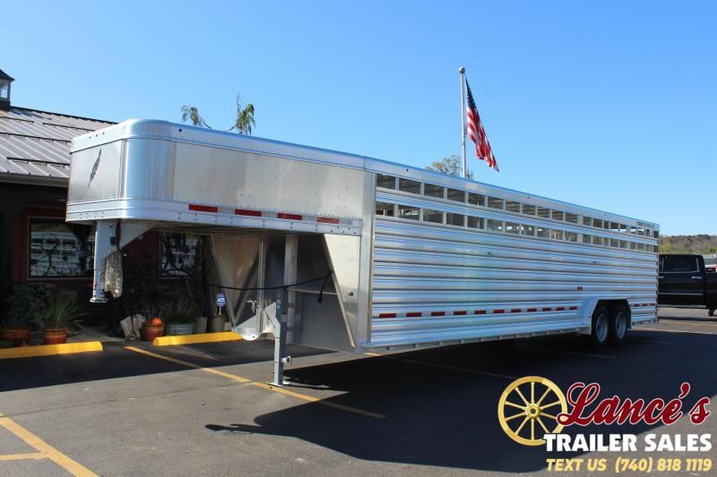 2020 Featherlite 30Ft. Livestock Trailer