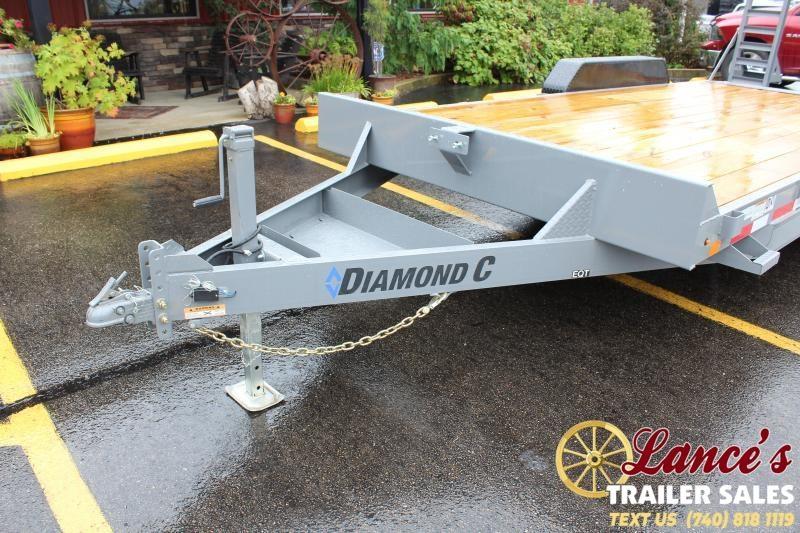 2020 Diamond C 18' Equipment Trailer