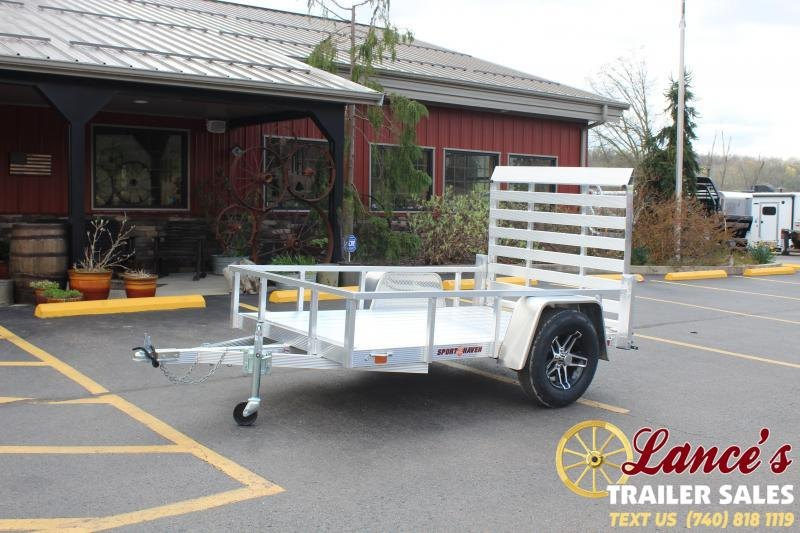 "2020 Sport Haven 60""x 8' Utility Trailer"