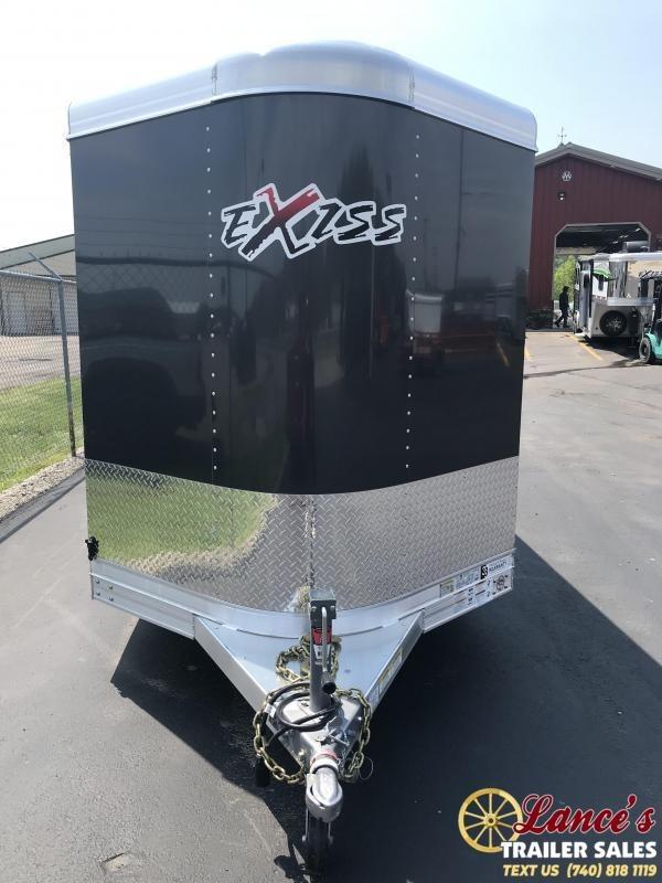 2021 Exiss 15Ft. Mini Combo Exhibitor Low Pro Show Bumper Pull Livestock Trailer