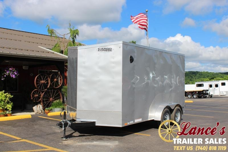 2021 Cargo Express 7'x14' Enclosed Cargo Trailer