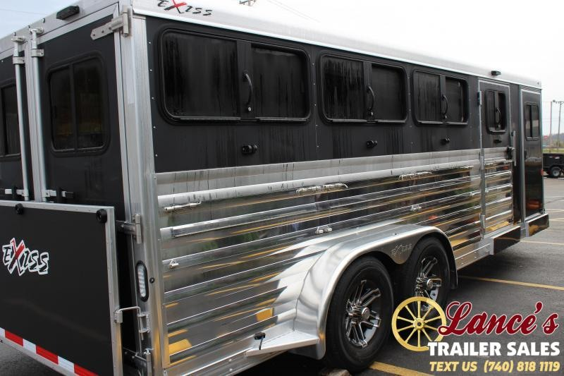 2021 Exiss 20Ft. Low Pro Show Trailer