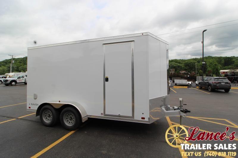 2021 ATC 16' Enclosed Cargo Trailer