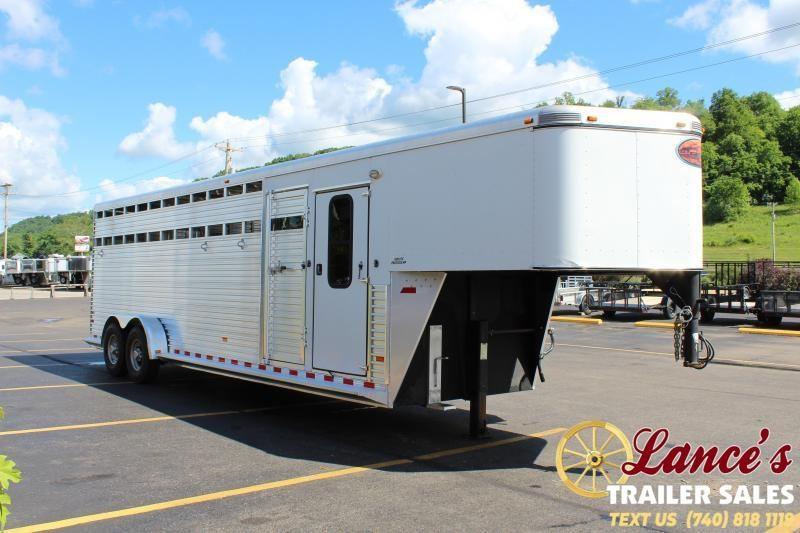 2008 Sundowner Trailers ProStock Livestock Trailer