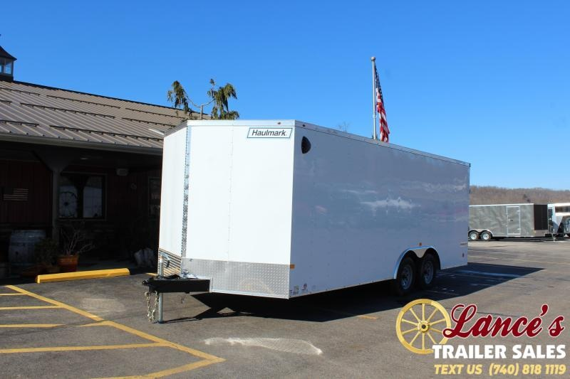 2021 Haulmark 20' Enclosed Cargo Trailer
