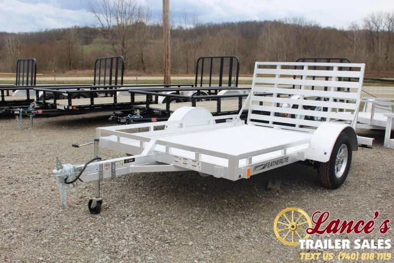 "2020 Featherlite 78""x10' Utility Trailer"