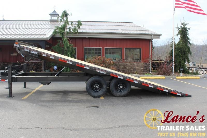2021 Diamond C 22' Power Tilt Equipment Trailer