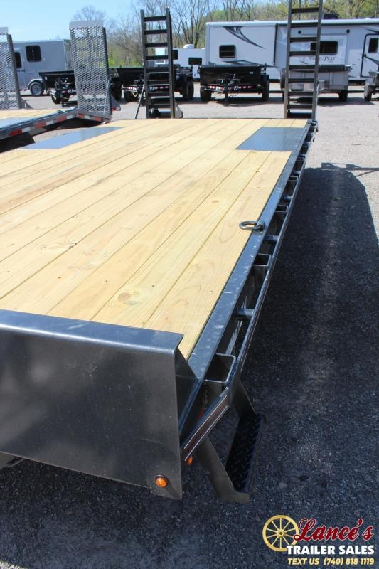 2021 Diamond C 20' Deck Over Equipment Trailer