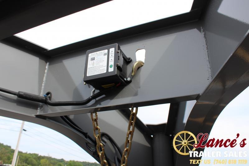 2020 Diamond C 24' Tilt Equipment Trailer