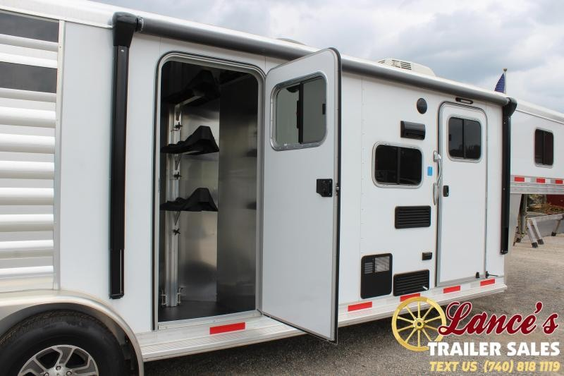 2021 Exiss 2 Horse Slant Load Horse Trailer