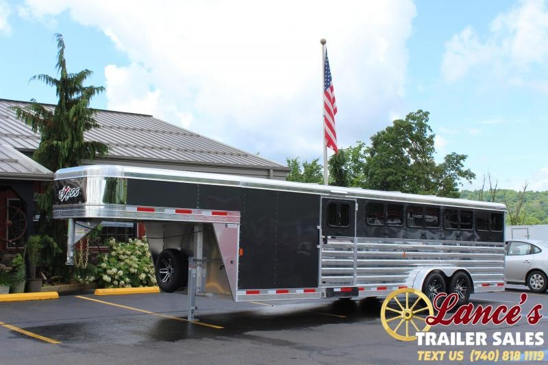 2020 Exiss Exhibitor 26 Ft. Low Pro Show Trailer
