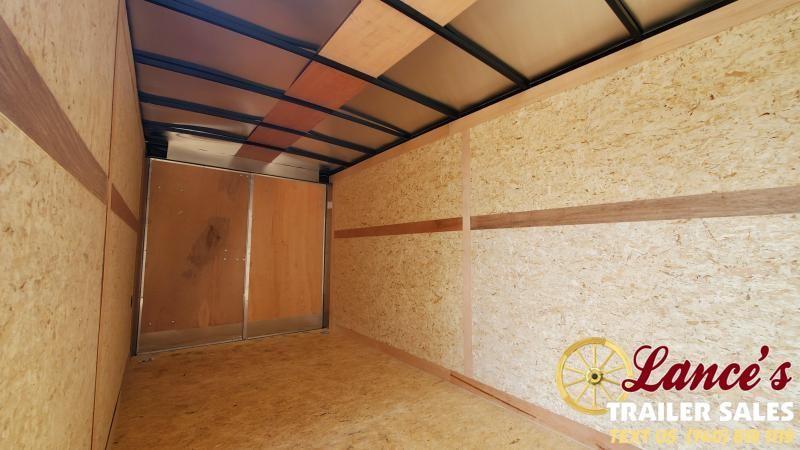 2021 Haulmark 16' Barn Doors Enclosed Cargo Trailer