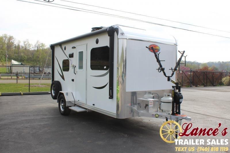 2021 Sundowner Trailers 16' Jeeper Edition Camper
