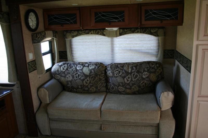 2011 Heartland Greystone 32RE 34ft Fifth Wheel Campers RV