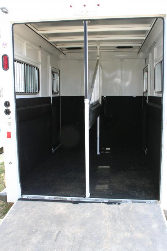 2018 Trails West Royale Plus Horse Trailer