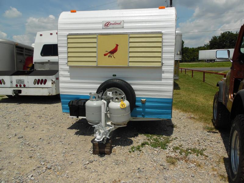 1977 Cardinal Travel Trailer RV