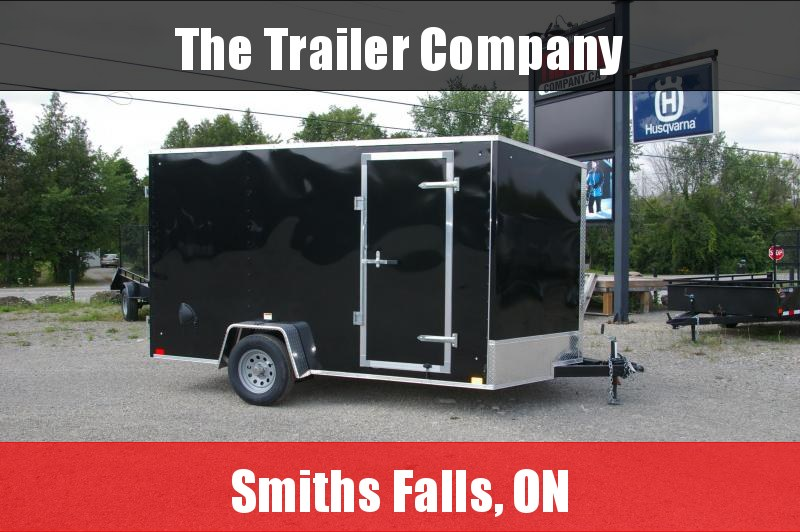 2022 Discovery 7X12 BARN 78 Cargo / Enclosed Trailer