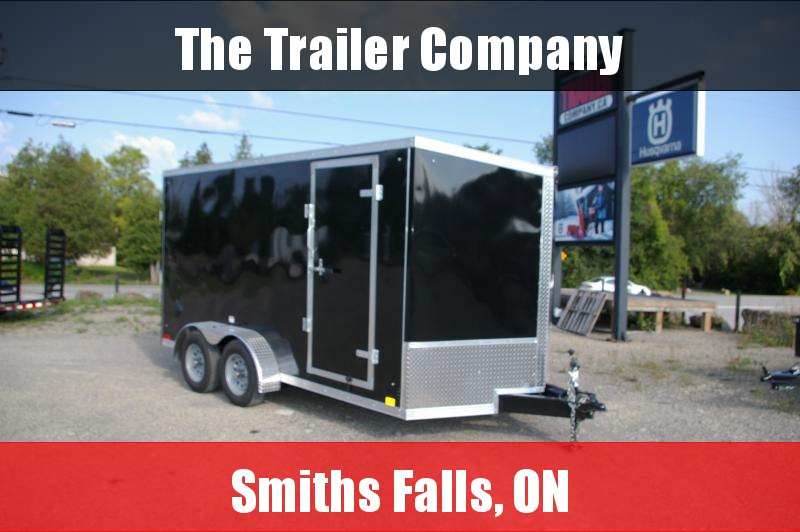 """2022 Discovery Trailers 7X14 CARGO TRAILER, RAMP, 84"""" INT Cargo / Enclosed Trailer"""