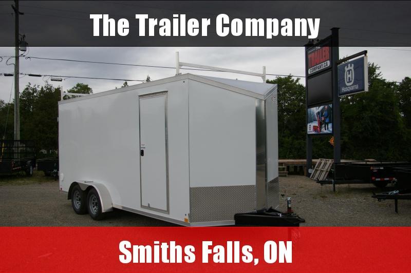 2022 Cross Trailers 7X18 BARN 84 Cargo / Enclosed Trailer