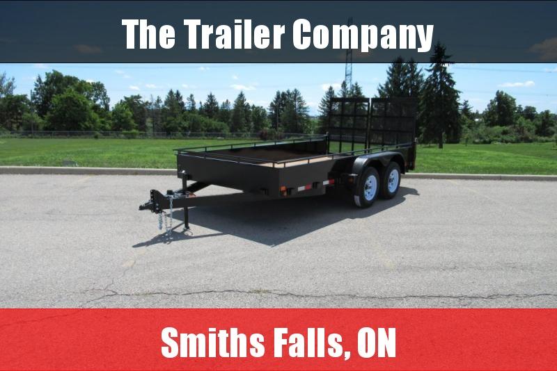 2021 Canada Trailers UT716-7K