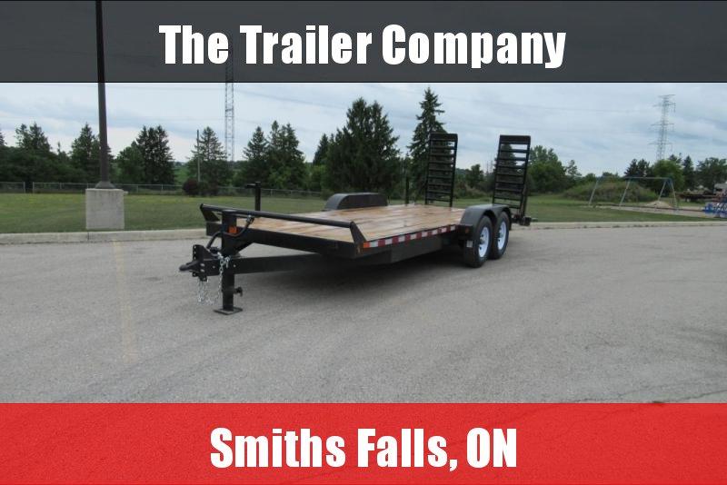 2022 Canada Trailers 7X22 EQUIPMENT TRAILER 14000LB GVWR