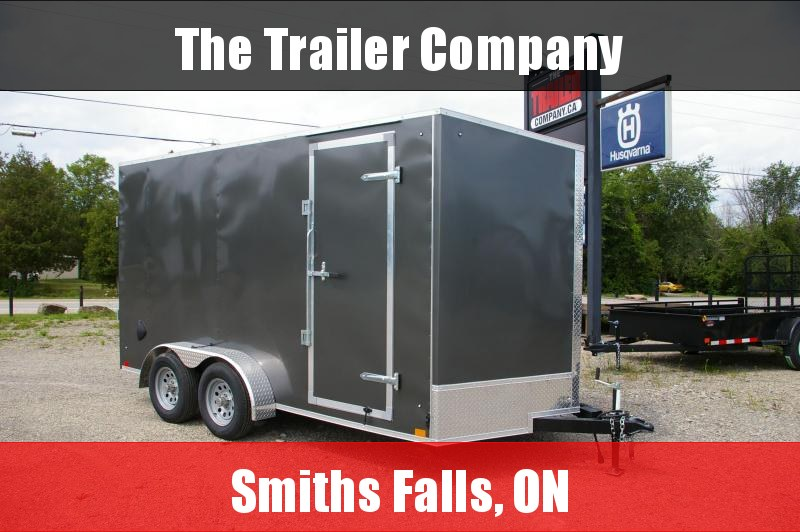 """2022 7X14 with RAMP, 84"""" INT Cargo / Enclosed Trailer"""