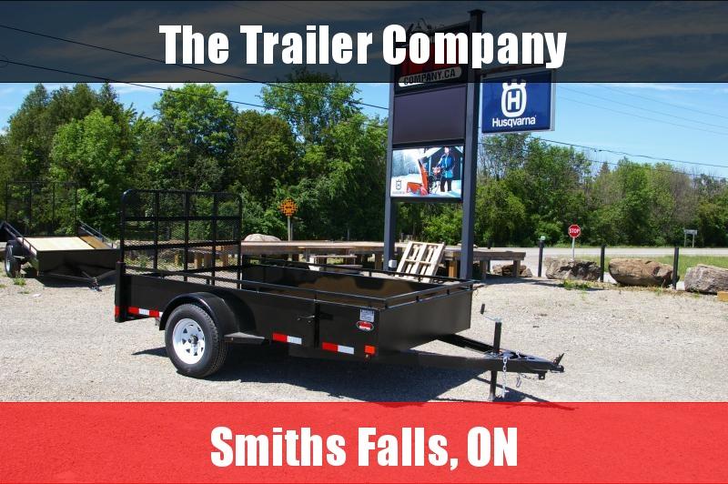 2022 Canada Trailers 6X10 UTILITY TRAILER