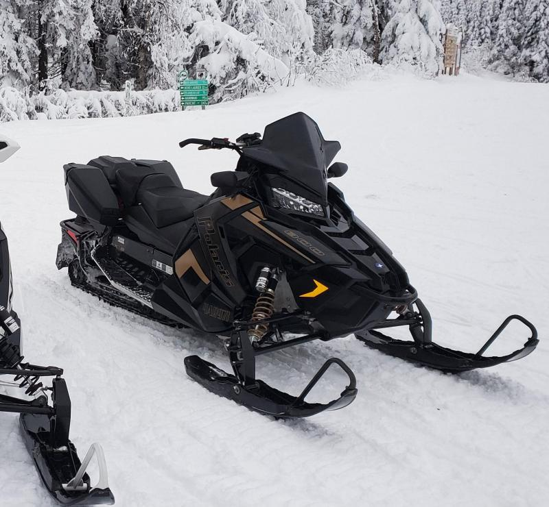 2019 Polaris Switchback Pro-s 800 (Founders Edition) Snowmobile