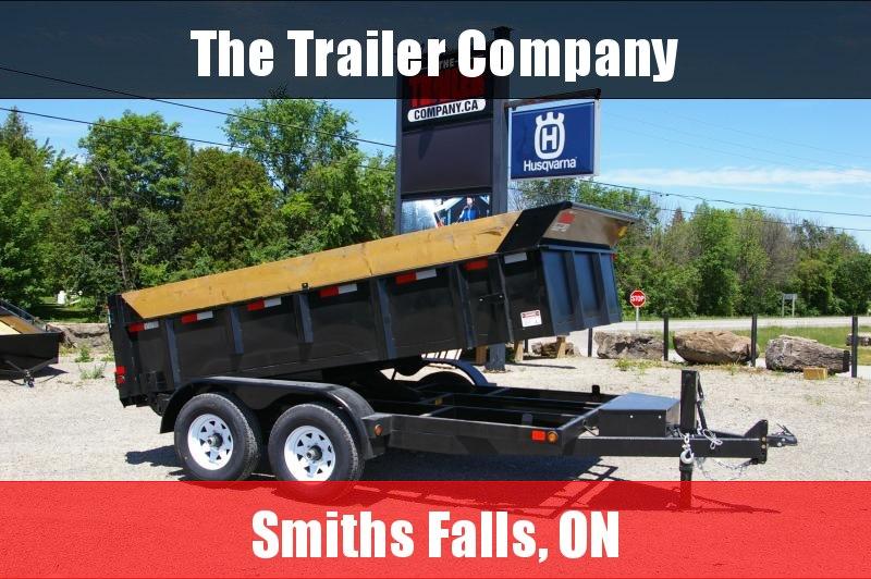 2022 Canada Trailers 6X12 DUMP TRAILER