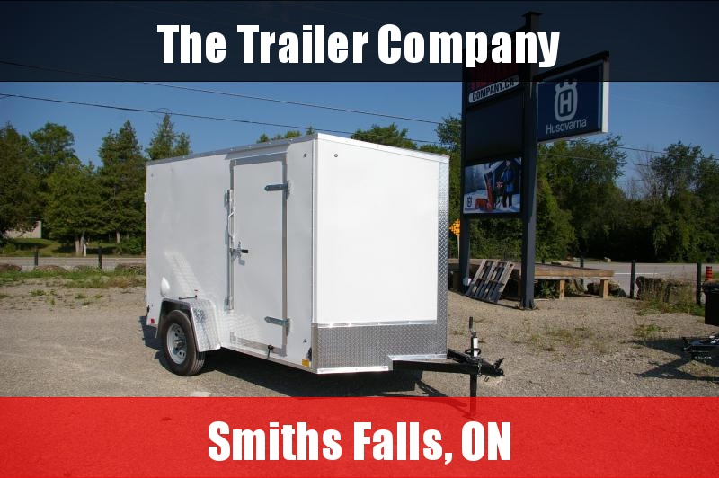 """2022 Discovery Trailers 6X10 CARGO TRAILER, BARN DOORS, 72"""" INT Cargo / Enclosed Trailer"""