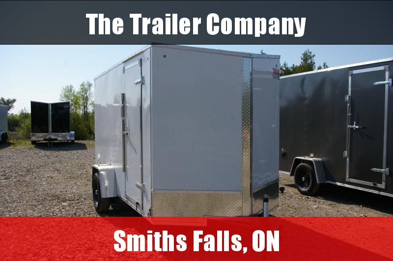 """2022 Discovery Trailers 6X12 CARGO TRAILER, RAMP, 78"""" INT Cargo / Enclosed Trailer"""