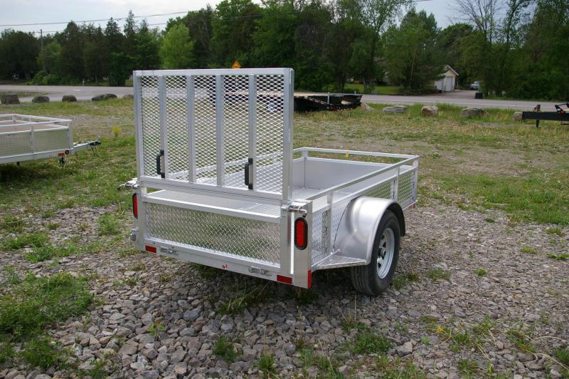 2021 Millroad MS48 Utility Trailer