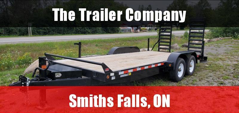 2020 Canada Trailers CE718-10K Equipment Trailer