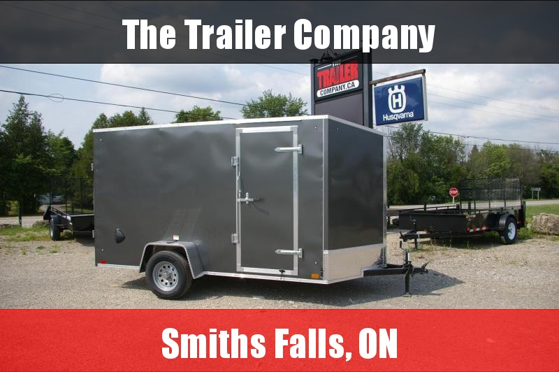 2022 Discovery Trailers 6X12 RAMP 78 Cargo / Enclosed Trailer