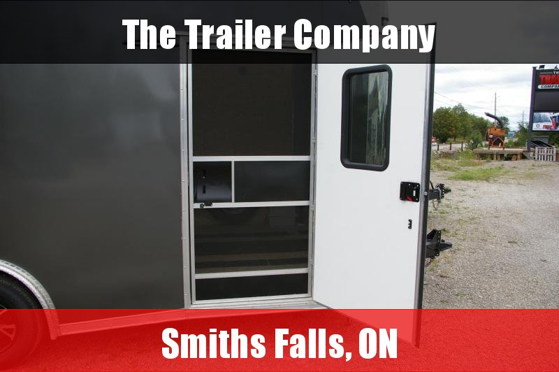 2021 Discovery Trailers 8.5X18 CARGO RAMP 84 Cargo / Enclosed Trailer
